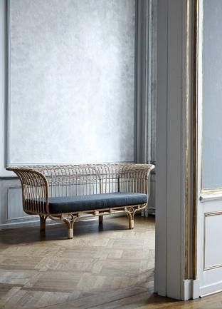 Sofa Belladona, collection Icons, Franco Albini (Sika Design)
