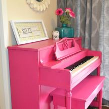 https://www.kylieminteriors.ca/the-painted-piano-episode-think-pink/piano-painted-and-distressed-benjamin-moore-peony-fun-kids-idea-pink/