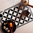 lot-de-4-sets-de-table-rosace-nero
