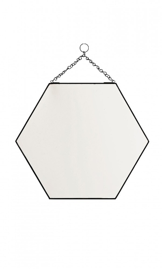 Black_hexagonal_hanging_mirror__06838_std