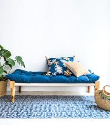 matelas-indien-en-coton-bleu-indigo-95x185-cm