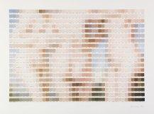 Three+Graces+2016+Collage+on+paper+H70cm+x+W100cm