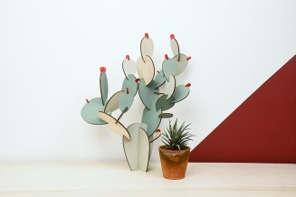 le-cactus-en-bois