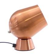 Lampe déco cuivre Touch H18 12€