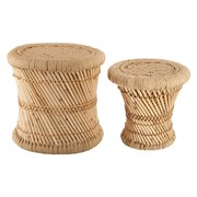 Table d'appoint corde naturel 20€
