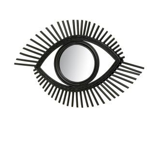 miroir-oeil-zain-rotin-noir